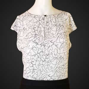 Willow and Thread Holy Chic Sleeveless Top Medium